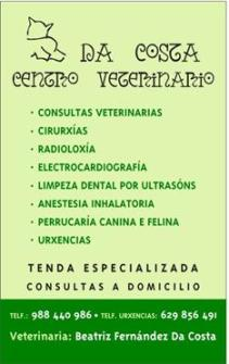 clínica veterinaria da costa